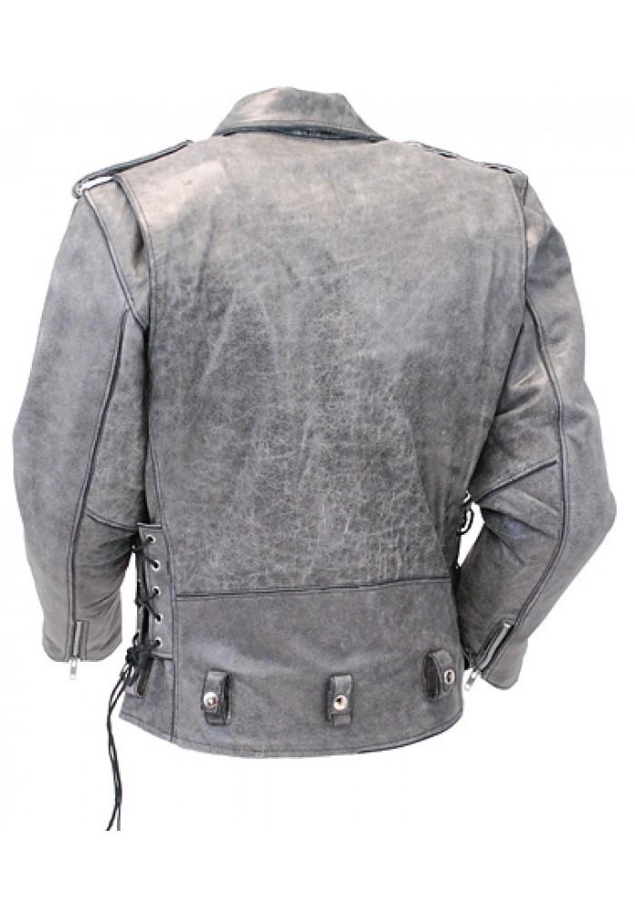 Double Zipper Jacket